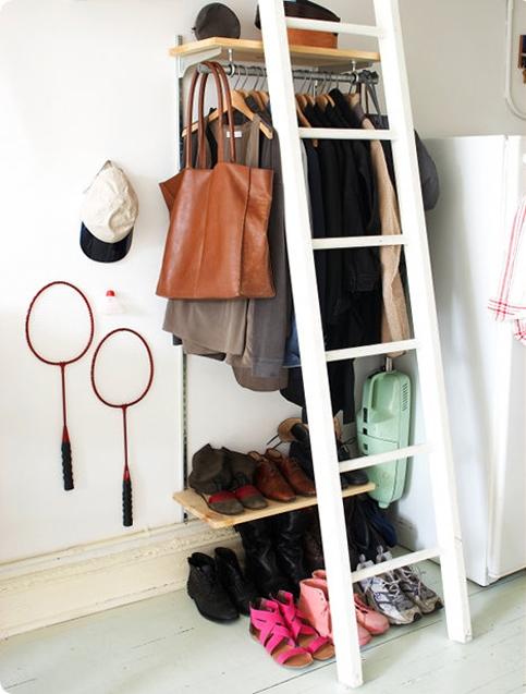DIY ιδέες αποθήκευσης ρούχων2