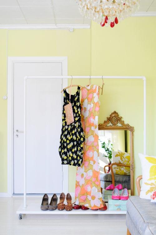 DIY ιδέες αποθήκευσης ρούχων21