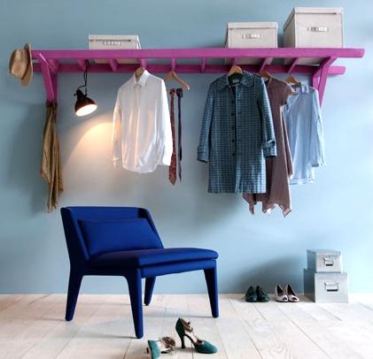 DIY ιδέες αποθήκευσης ρούχων22