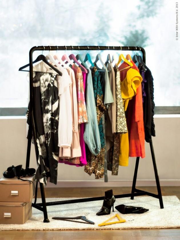 DIY ιδέες αποθήκευσης ρούχων23