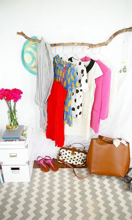 DIY ιδέες αποθήκευσης ρούχων27