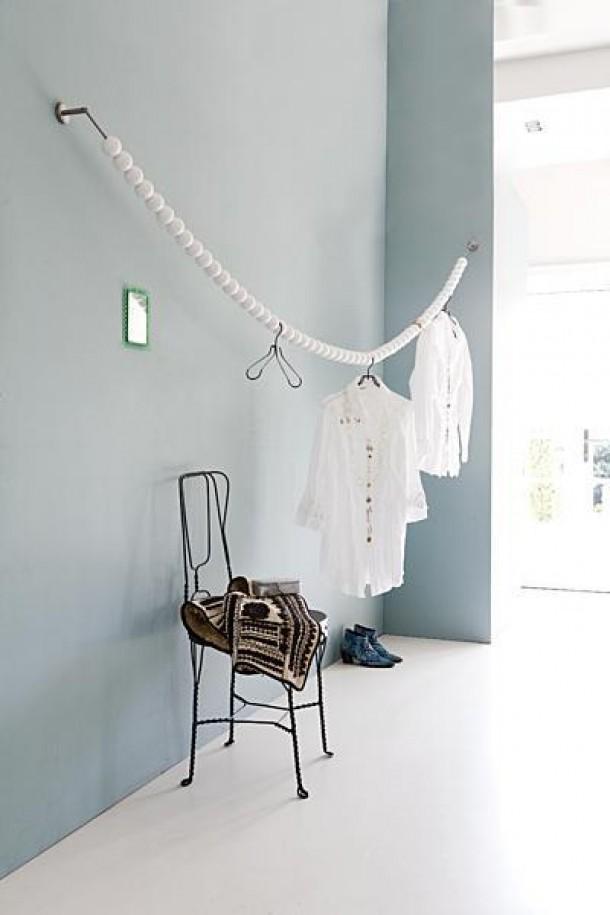 DIY ιδέες αποθήκευσης ρούχων28