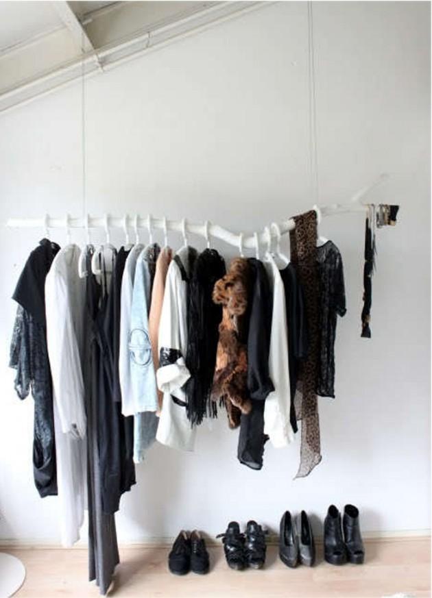 DIY ιδέες αποθήκευσης ρούχων29