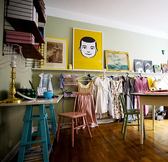 DIY ιδέες αποθήκευσης ρούχων3