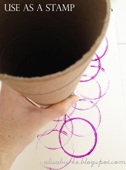 Diy ρολά τεχνοτροπίας από χαρτόνι1
