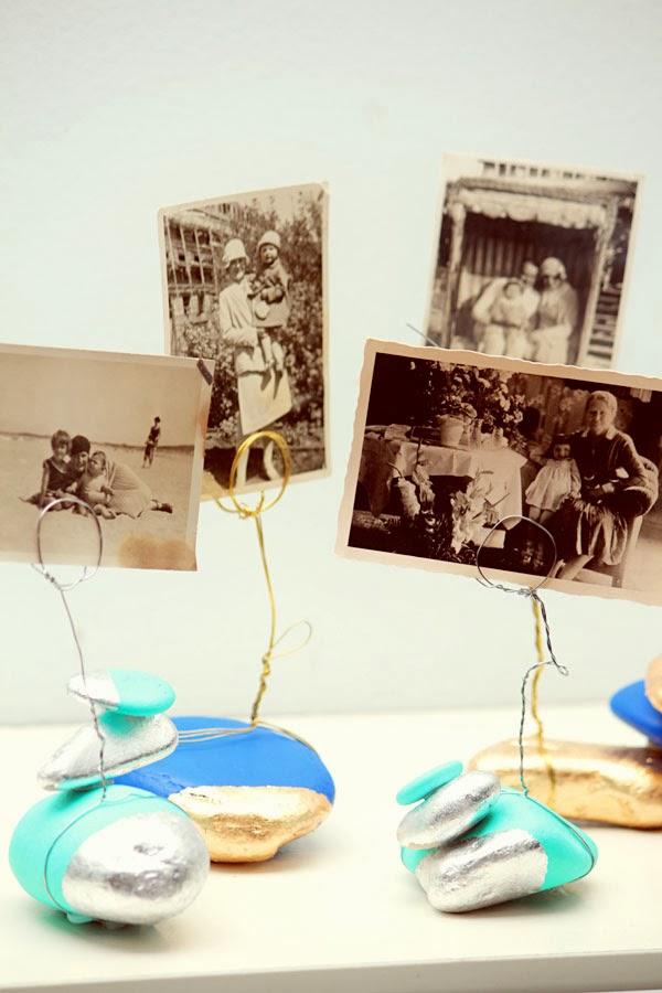 Diy στάντ - θήκη για κάρτες και φωτογραφίες6
