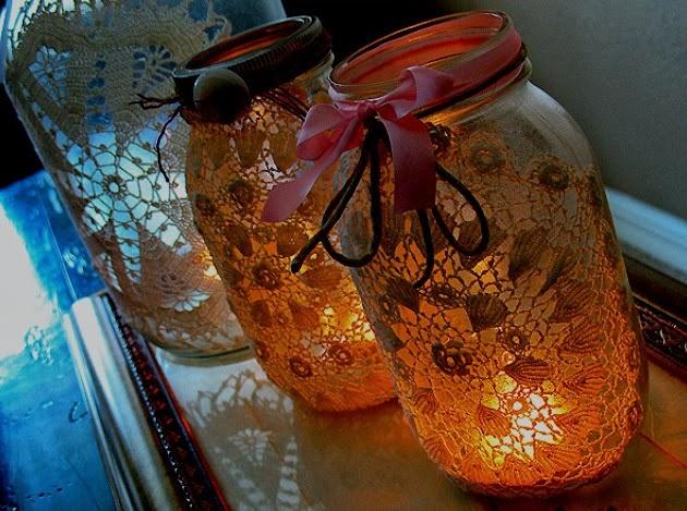 Ιδέες με Κεριά και κηροπήγια26