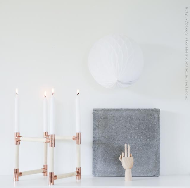 Υπέροχες Diy Ιδέες με Κεριά και κηροπήγια1