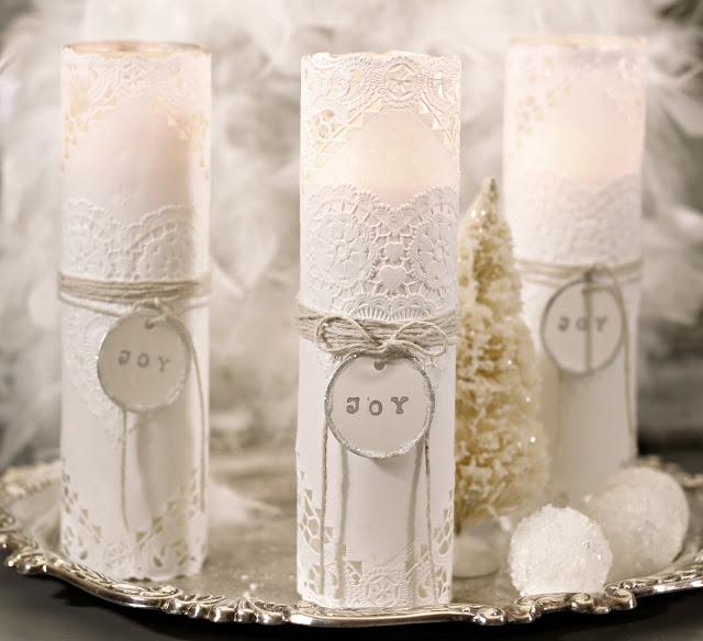 Υπέροχες Diy Ιδέες με Κεριά και κηροπήγια6