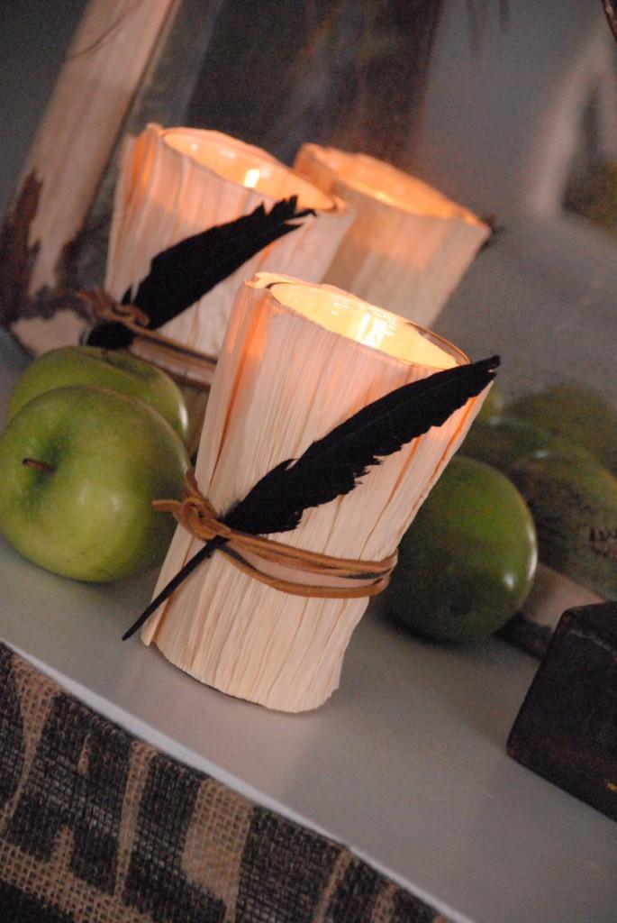 Υπέροχες Diy Ιδέες με Κεριά και κηροπήγια7