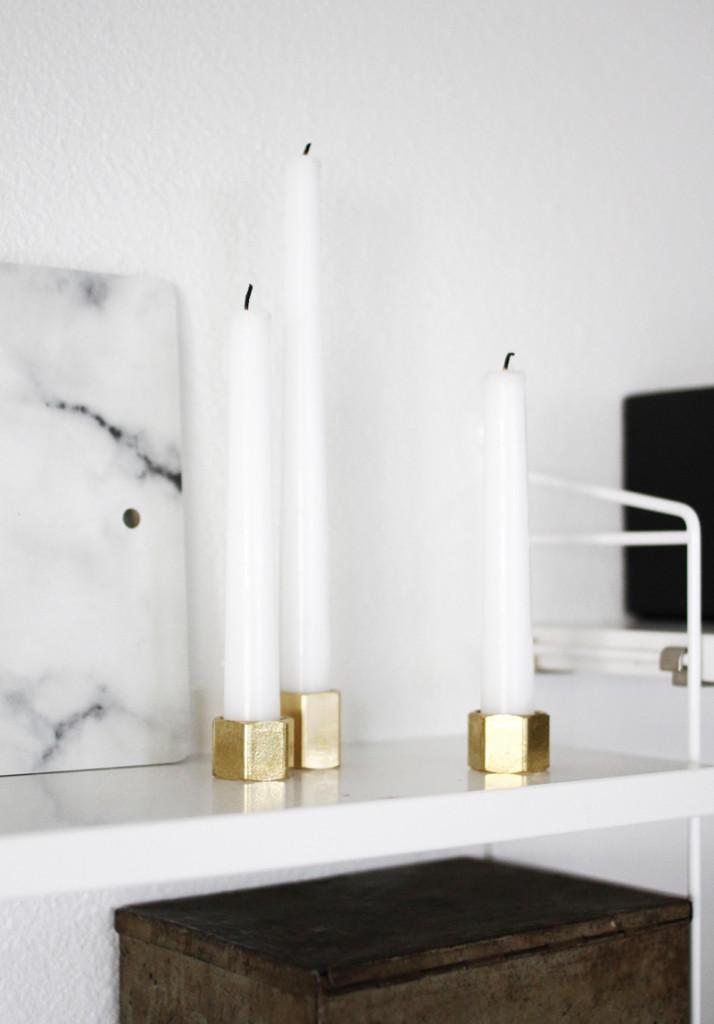 Υπέροχες Diy Ιδέες με Κεριά και κηροπήγια8
