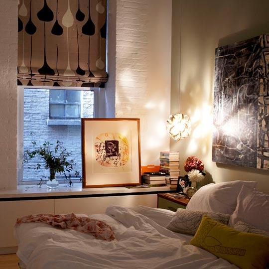 Ιδέες για μια άνετη χειμερινή κρεβατοκάμαρα12