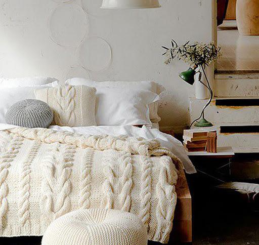 15 Ιδέες για μια άνετη χειμερινή κρεβατοκάμαρα