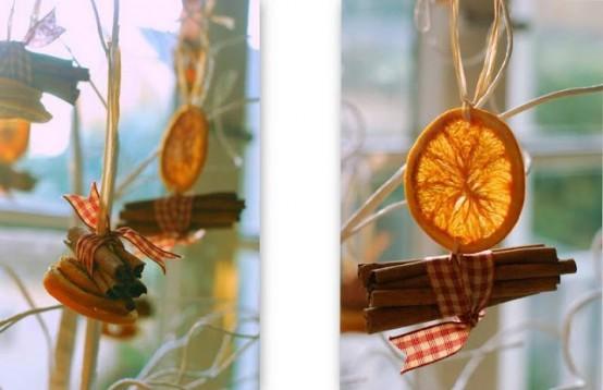 Υπέροχες Αρωματικές Ιδέες Χριστουγεννιάτικής Διακόσμησης με ραβδάκια κανέλας22