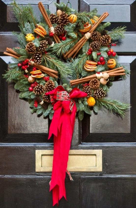Υπέροχες Αρωματικές Ιδέες Χριστουγεννιάτικής Διακόσμησης με ραβδάκια κανέλας32