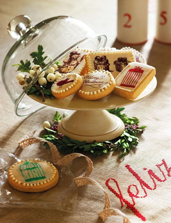 Χριστουγεννιάτικη ατμόσφαιρα σε ένα  παραμυθένιο σπίτι14