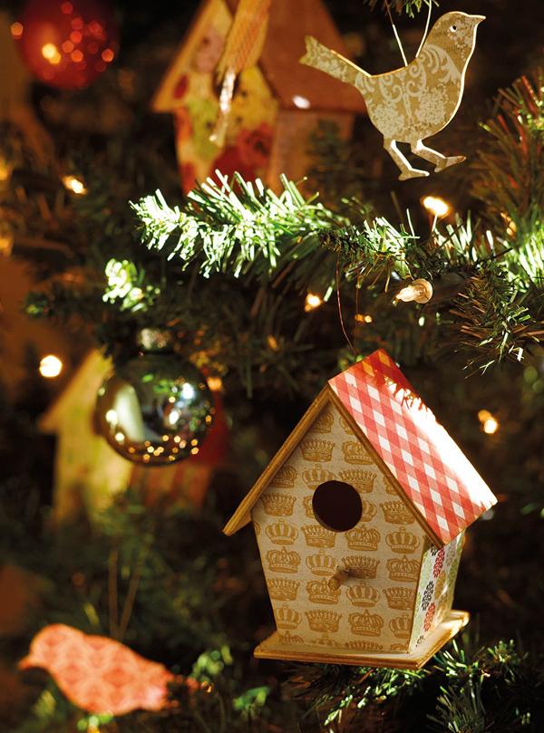 Χριστουγεννιάτικη ατμόσφαιρα σε ένα  παραμυθένιο σπίτι4
