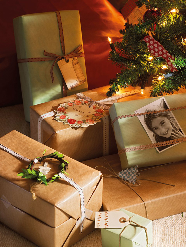 Χριστουγεννιάτικη ατμόσφαιρα σε ένα  παραμυθένιο σπίτι7
