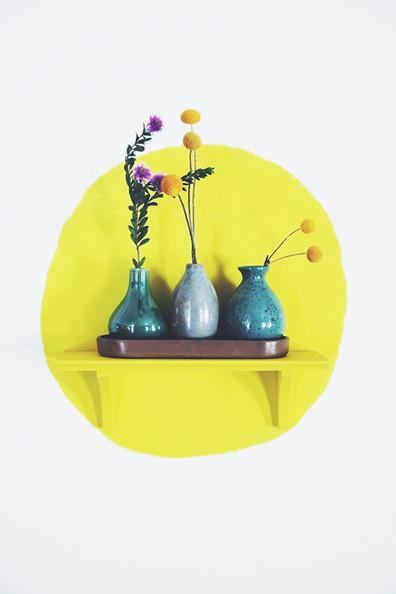 Ένα Φωτεινό Σημείο στο σπίτι σας: Υπέροχη DIY Τέχνη για τους τοίχους σας