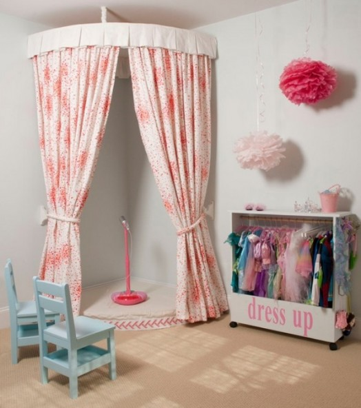 Ιδέες αποθήκευσης για παιδικά Δωμάτια10