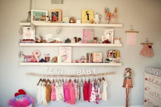 Ιδέες αποθήκευσης για παιδικά Δωμάτια12