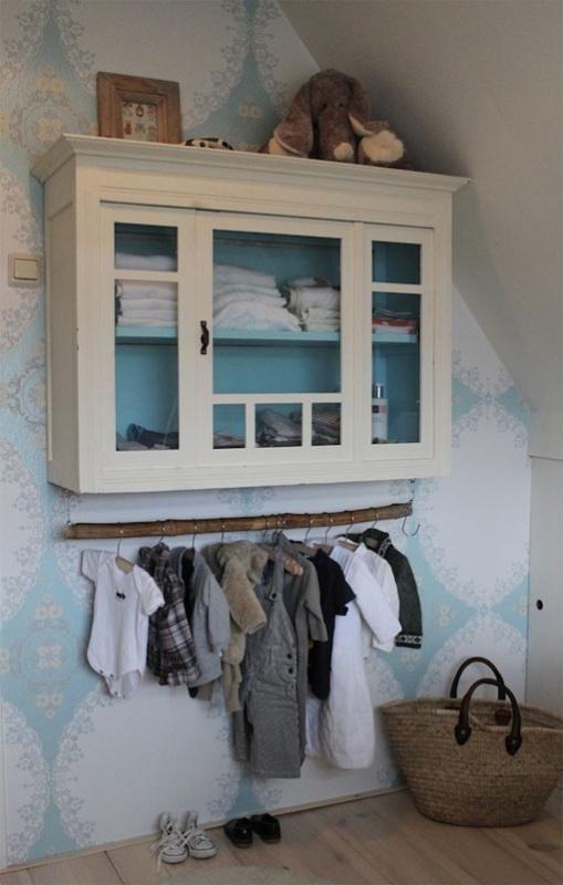 Ιδέες αποθήκευσης για παιδικά Δωμάτια14