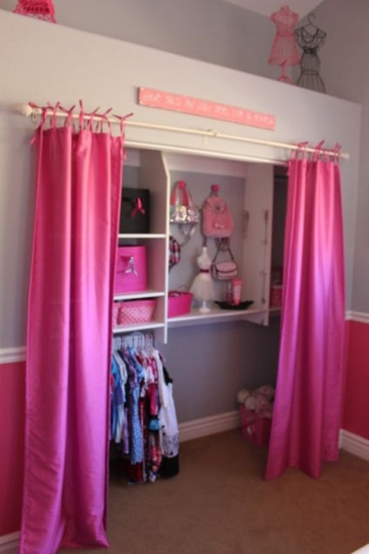 Ιδέες αποθήκευσης για παιδικά Δωμάτια15