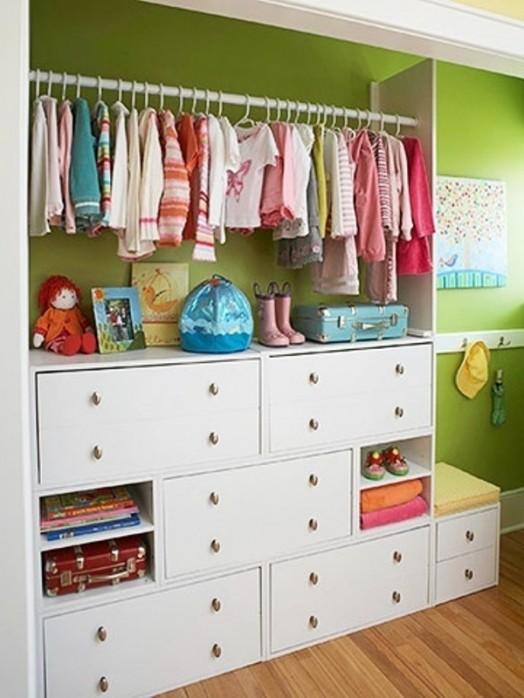 Ιδέες αποθήκευσης για παιδικά Δωμάτια21