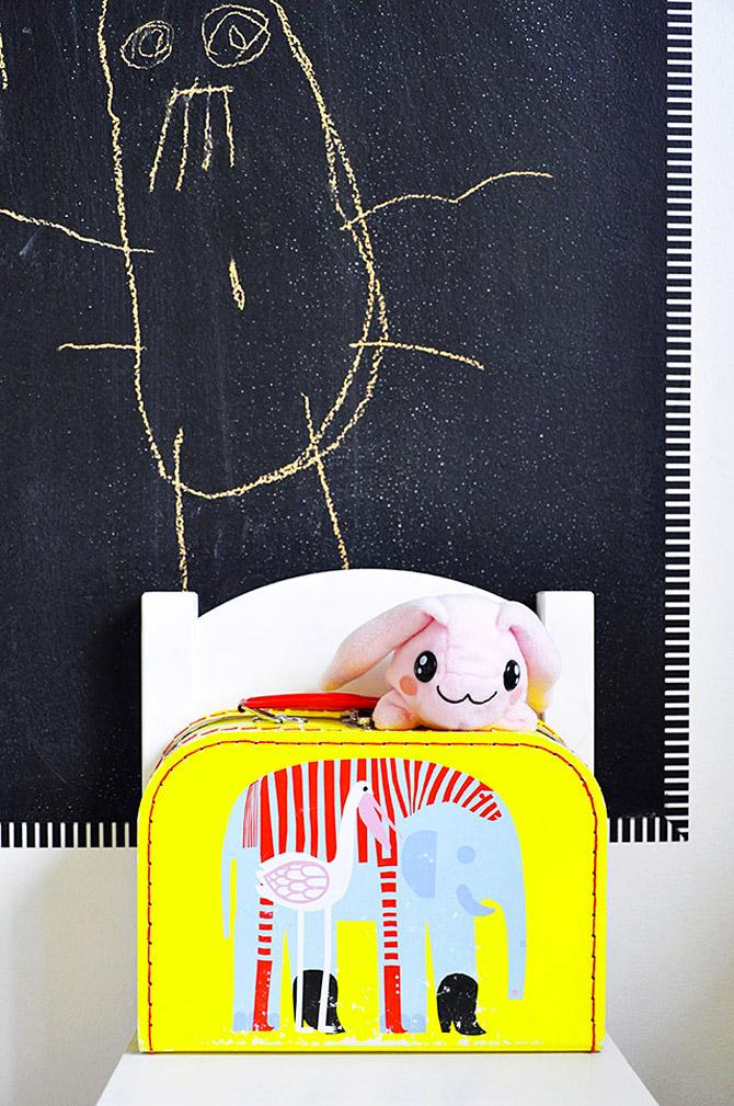 Φωτεινό και χαριτωμένο παιδικό δωμάτιο3