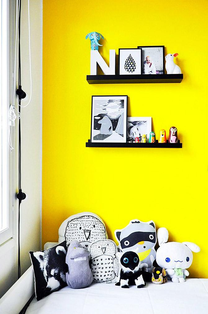 Φωτεινό και χαριτωμένο παιδικό δωμάτιο4