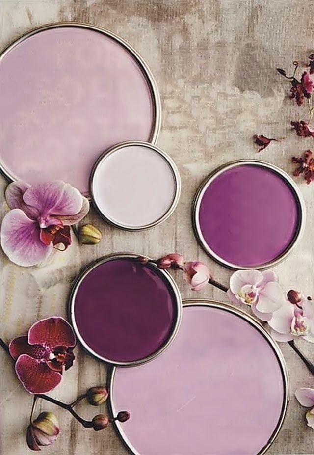 διακοσμήσετε με το χρώμα της χρονιάς 2014 Radiant Orchid18