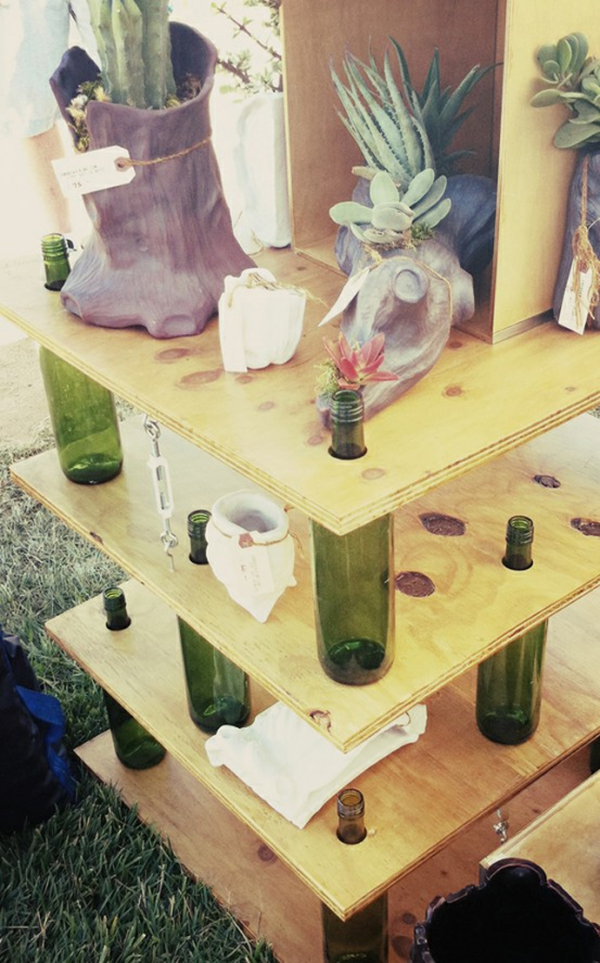 ιδέες για να ανακυκλώσετε μπουκάλια κρασιού18