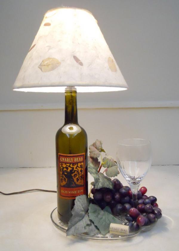 ιδέες για να ανακυκλώσετε μπουκάλια κρασιού6