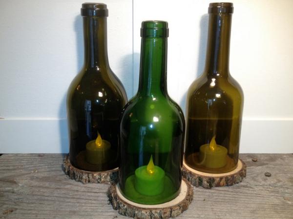 ιδέες για να ανακυκλώσετε μπουκάλια κρασιού9