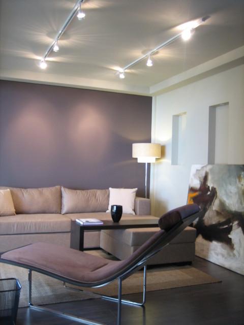 ιδέες  σχεδιασμού για να τονίσετε ένα τοίχο στο σαλόνι σας28