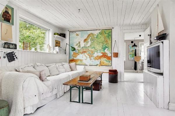 σπίτι με Vintage διακόσμηση1