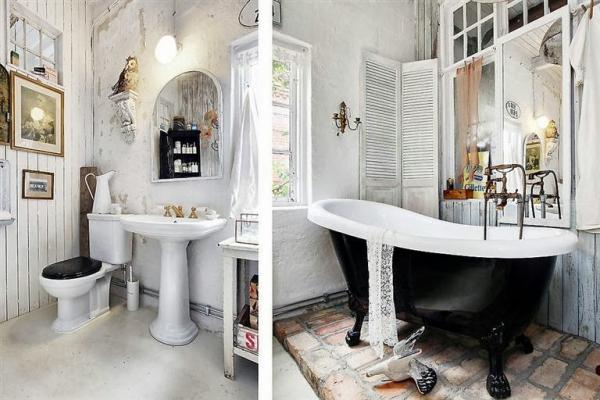 σπίτι με Vintage διακόσμηση11