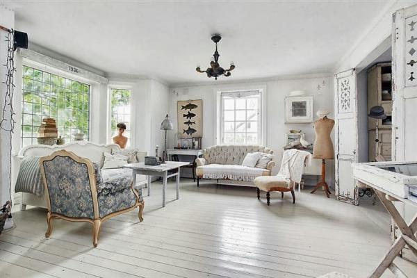 σπίτι με Vintage διακόσμηση3