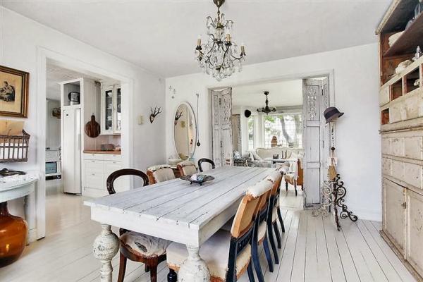 σπίτι με Vintage διακόσμηση6