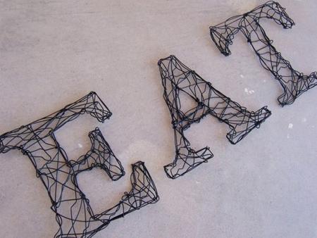 Diy ιδέες διακόσμησης με σύρμα10