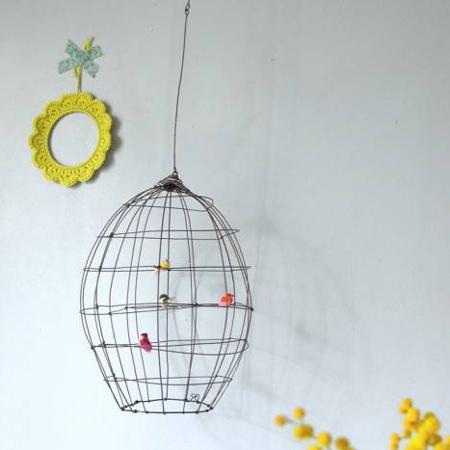 Diy ιδέες διακόσμησης με σύρμα12