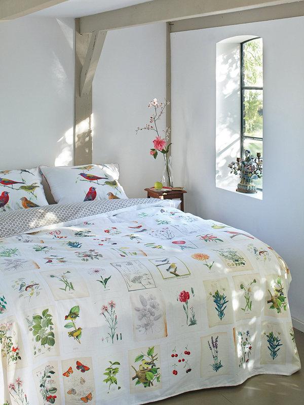 Υπνοδωμάτια γεμάτα φως και χρώμα