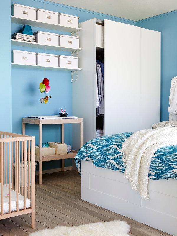 Υπνοδωμάτια γεμάτα φως και χρώμα13