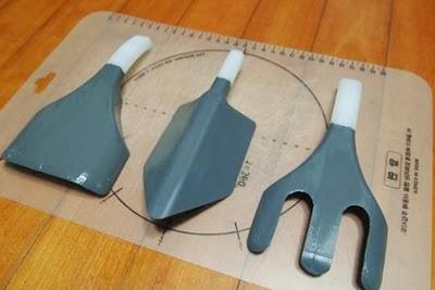 εργαλεία για τον κήπο σας από πλαστικά μπουκάλια4