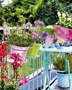 Λουλούδια σε κάθε γωνιά