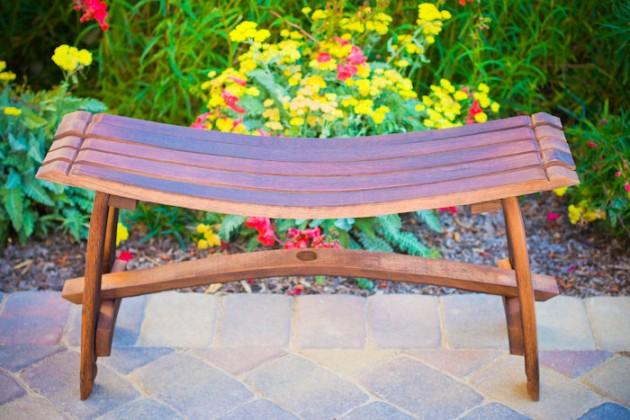 DIY Έργα Κήπου από ανακύκλωση ξύλου1