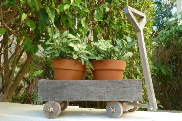 DIY Έργα Κήπου από ανακύκλωση ξύλου11