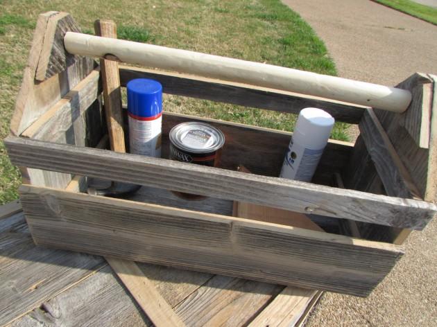 DIY Έργα Κήπου από ανακύκλωση ξύλου6