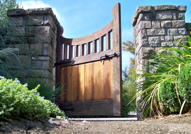 DIY Έργα Κήπου από ανακύκλωση ξύλου7