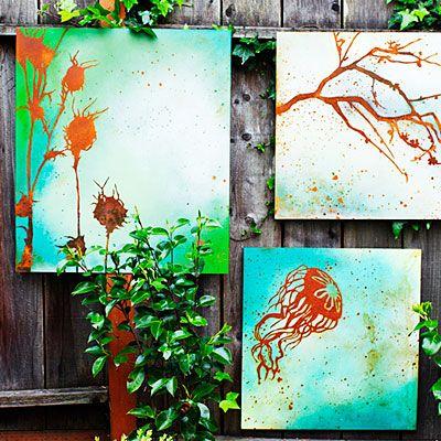 Dream backyards; Jun'12; Johanna Silver's backyard, S.F.; PS=Caitlin Atkinson